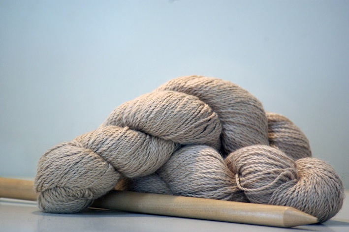Boutique Mill Suri Yarn – Camel