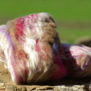 Multifibre Art Batts – Rocky Road