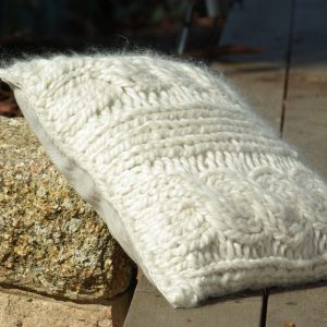 Chunky Knit Cable Suri Cushion
