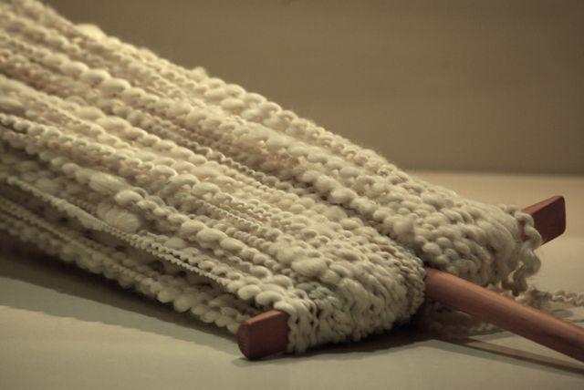 Art Yarn – Natural Ivory