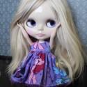 Suri Fleece for Doll's Hair