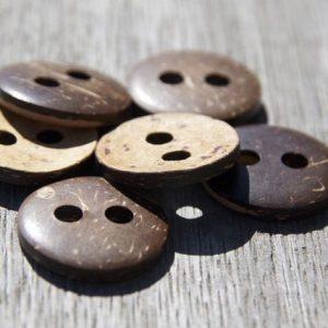 Coconut button – Small
