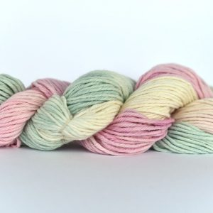 Hand Dyed (Natural Dyes) Alpaca Blend Yarn – Flowering Sage