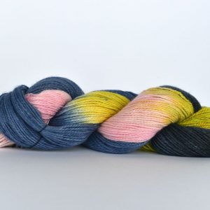 Hand Dyed Bamboo/Alpaca Blend Yarn – Jeans and a T