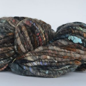 Chunky Yarn – Charcoal + Colour