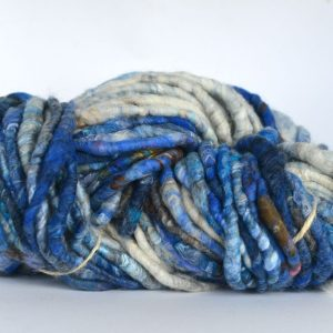 Chunky Yarn – Blue Gradient