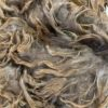 Raw Suri Fleece – Long Rich Red Brown