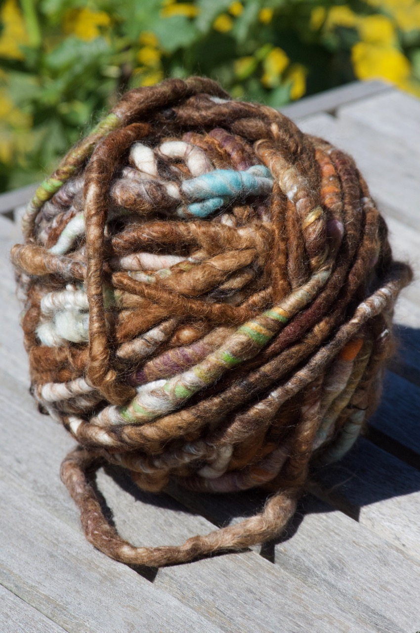 Chunky Yarn – Naturals + Colour