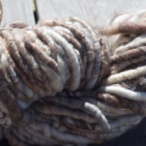 Chunky Yarn – Naturals + copper