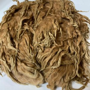 Raw Suri Fleece – Long Dark Blonde