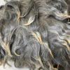 Raw Suri Fleece –  Silver Grey Fine