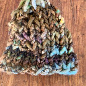'Snailshell' hat