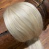 Raw Suri Fleece – Pale Blonde Baby Fine 27 cm