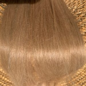 Raw Suri Fleece – 'Dirty' Blonde Fine 31 cm